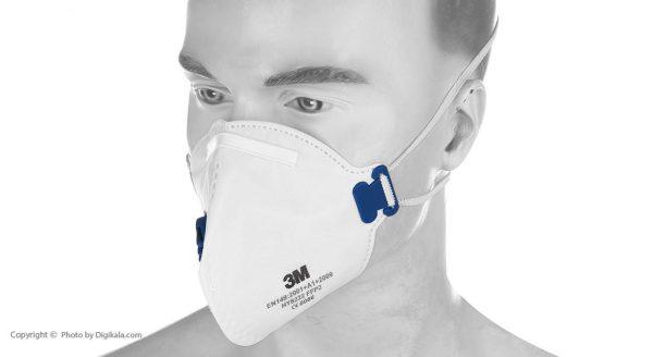 ماسک تنفسی ام 3 مدل 3M