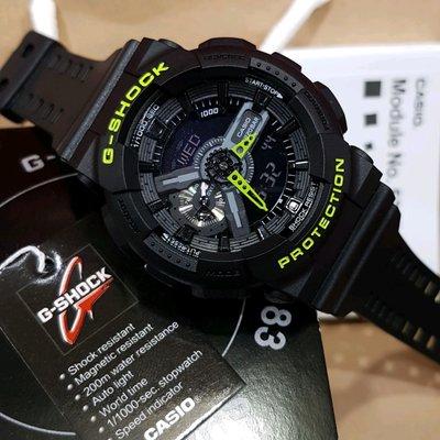 ساعت مچی کاسیو جی شاک مدل CASIO G-SHOCK GA-110LN
