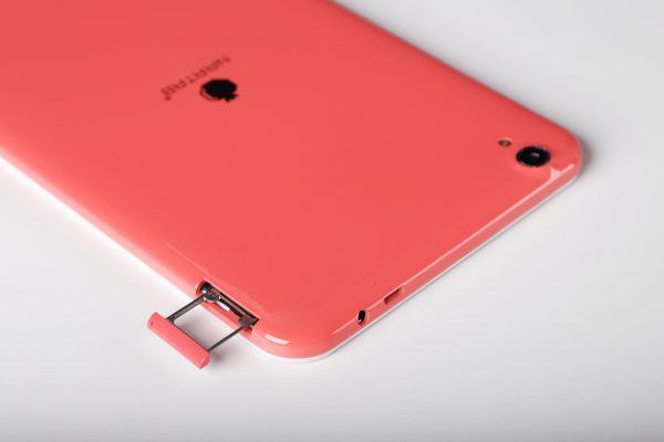 تبلت نارتب NT821 Pink ظرفیت 16 گیگ