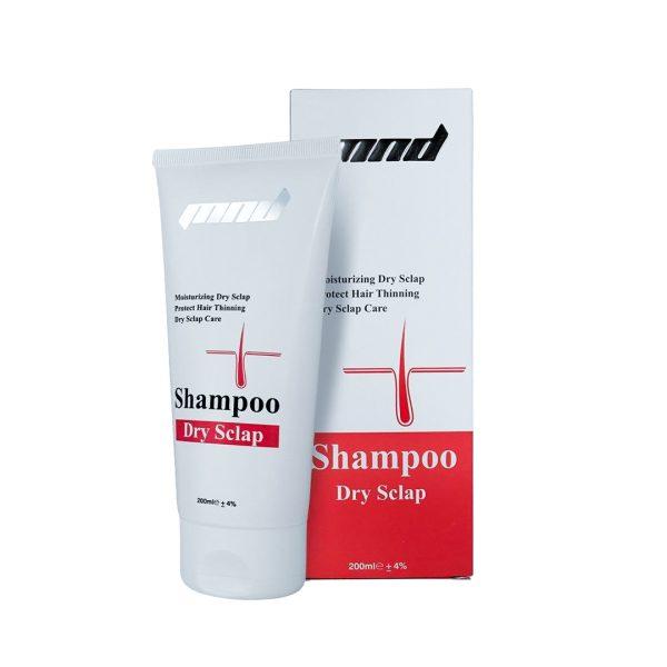 شامپو تیوپی موهای خشک