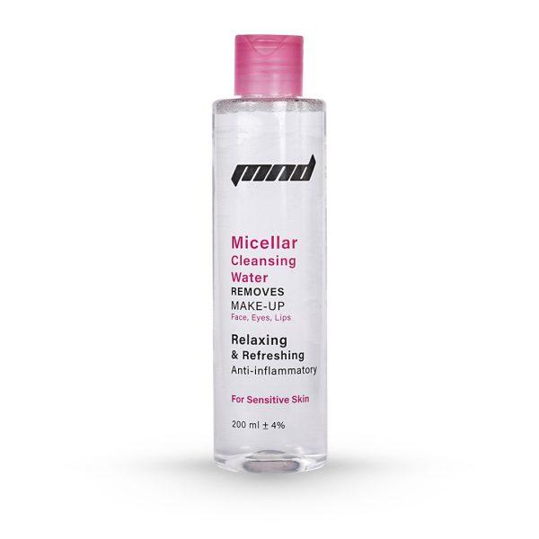 پاک کننده آرایش مناسب پوست حساس