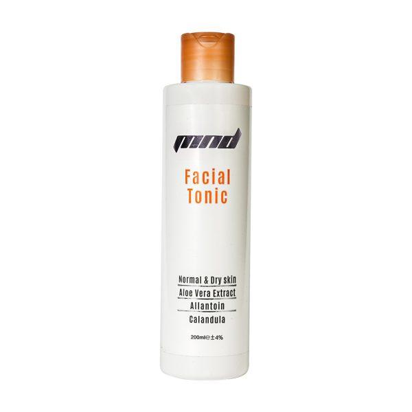 تونیک پاککننده مناسب پوست خشک و نرمال ام ان دی