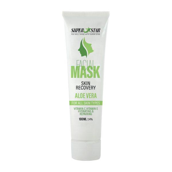 ماسک صورت عصاره خیار